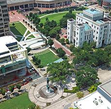 Downtown Baton Rouge
